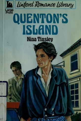 Cover of: Quenton's Island | Nina Tinsley