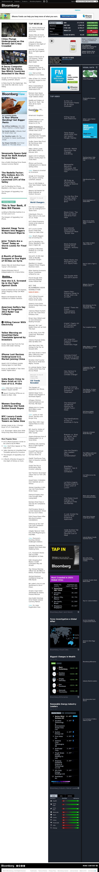 Bloomberg at Wednesday Sept. 24, 2014, 6 p.m. UTC