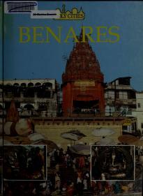 Cover of: Benares | Anita Ganeri