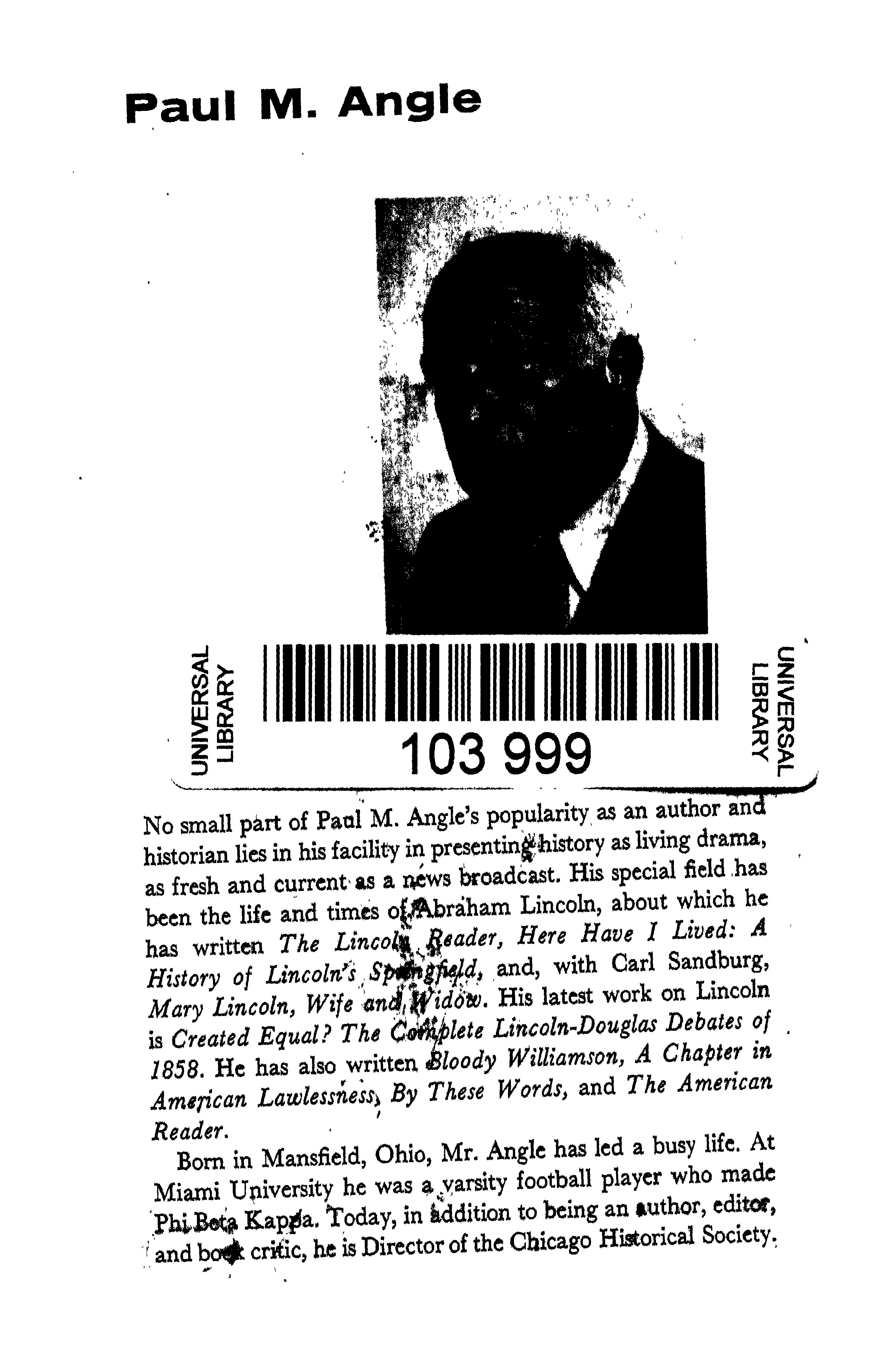Cover of: Crossroads: 1913