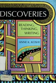 Cover of: Discoveries | Annie K. Koshi