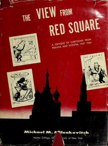 Cover of: The view from Red Square | Michael M. Milenkovitch